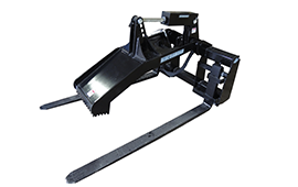 Skid Steer Grapple Fork