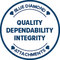 Blue Diamond® Quality
