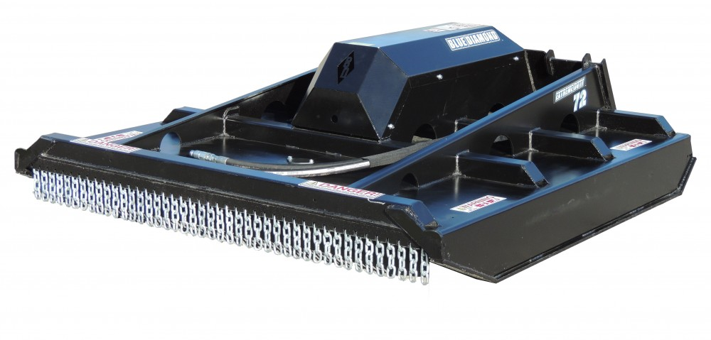 Brush Cutter – Extreme Duty Closed Front Image & Features