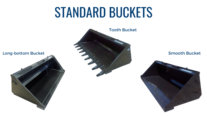 Bucket – General Purpose Image & Features