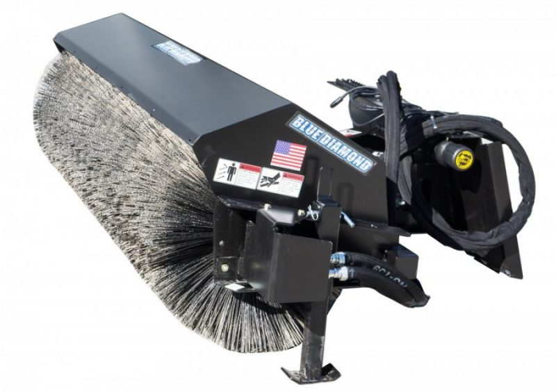 Broom – Heavy Duty Angle Series 2 Image & Features