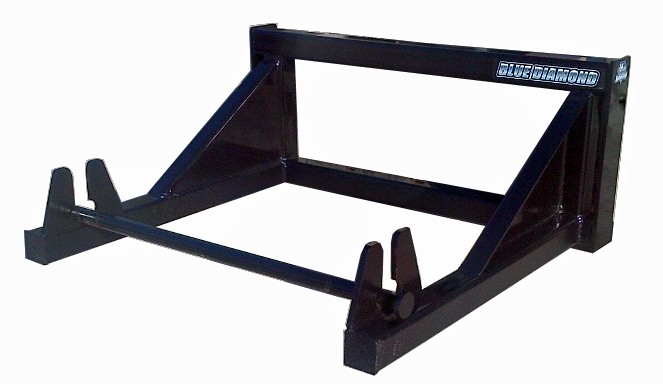 Skid Steer Sod Roller | Blue Diamond Attachments