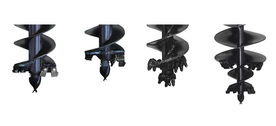 Auger Bits and Extensions Image & Features