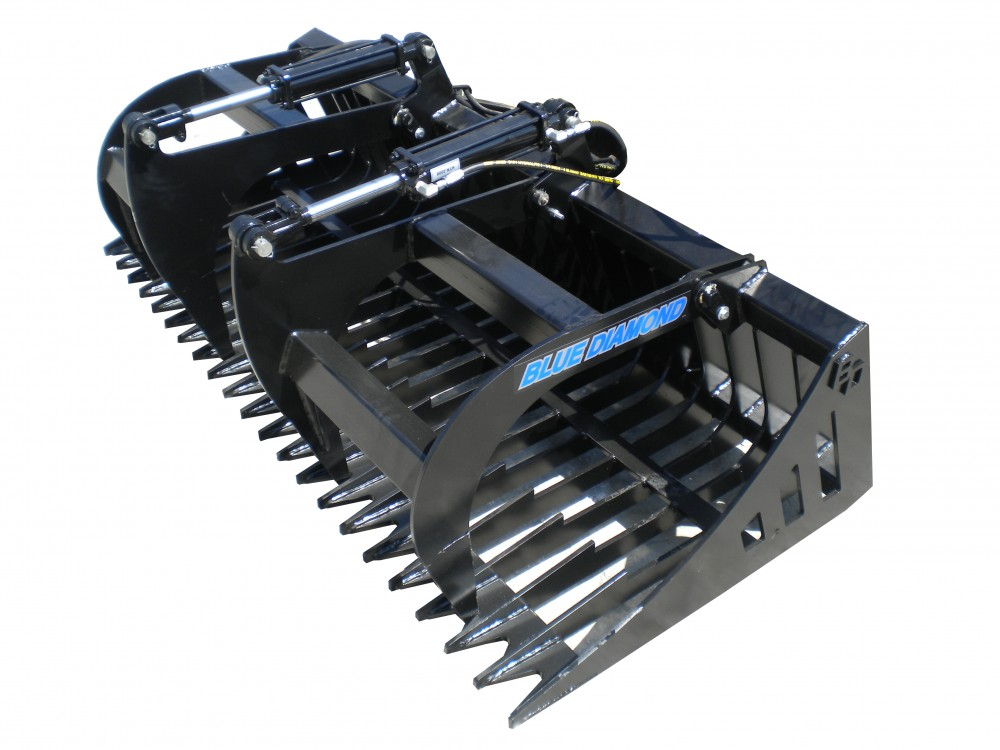 Rock Bucket Grapple – Standard Duty Image & Features