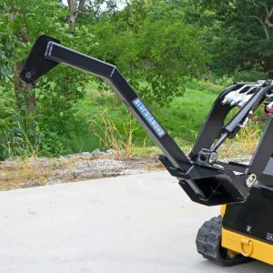 Skid Steer Tree Boom Blue Diamond Attachments