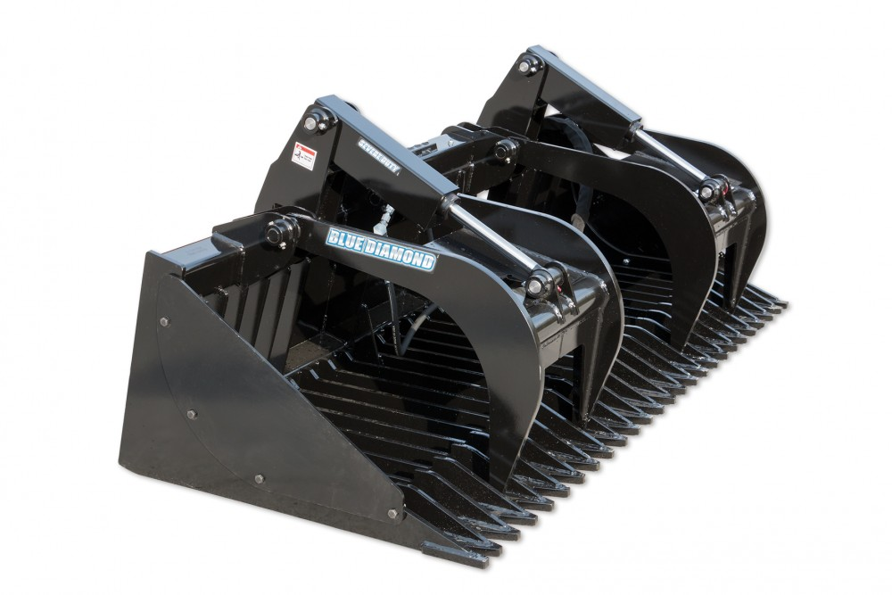 Rock Bucket Grapple – Severe Duty Image & Features