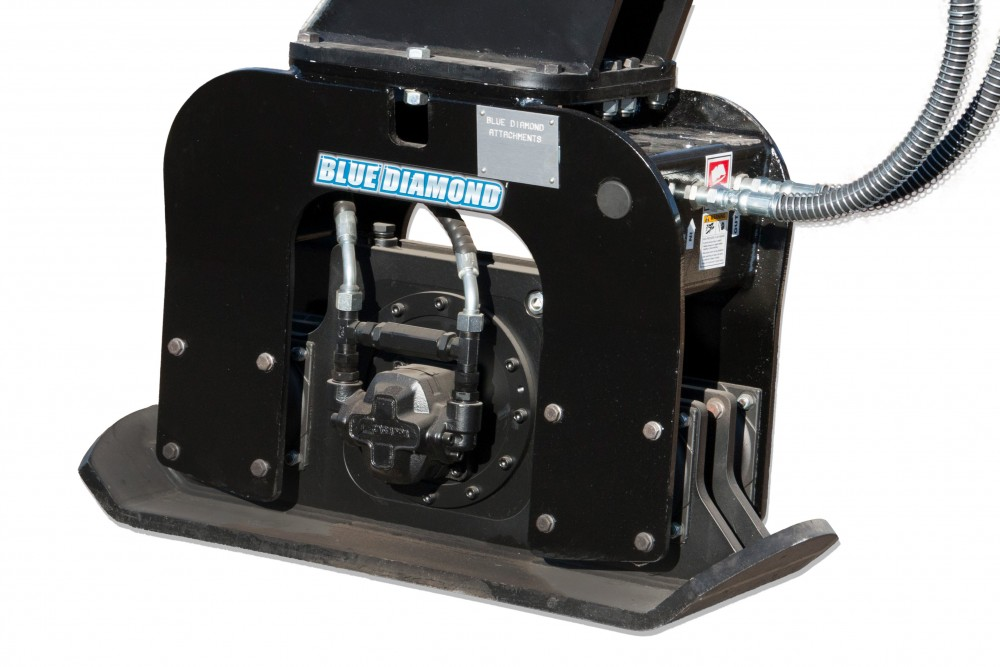 Plate Compactor Image & Features