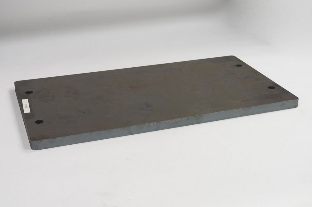 TRENCHER MOUNT, FLAT PLATE FOR EXCAVATOR MOUNT, FITS 36\
