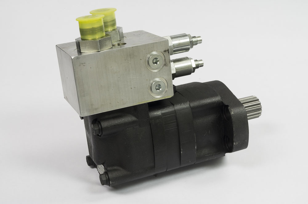 Brush cutter hydraulic motor 8 0 cid 125cc with high Hydraulic motor for brush cutter