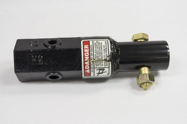 """AUGER ADAPTER 2"""" HEX FEMALE TO 2 9/16 RD MALE"""