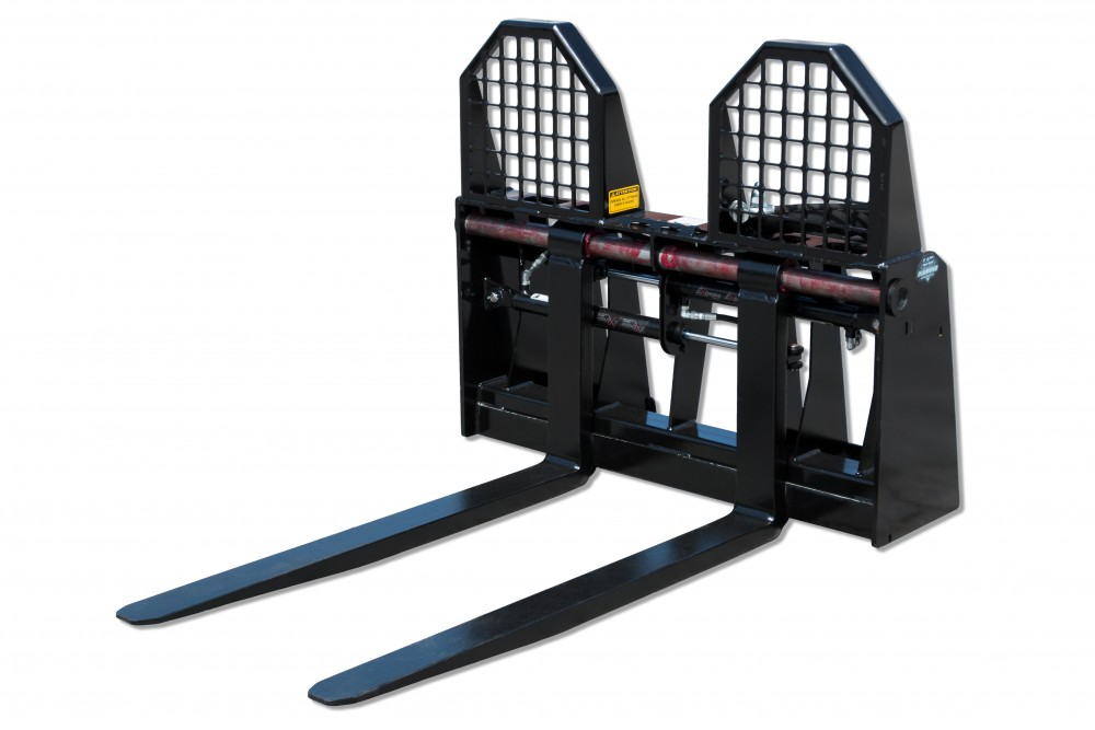 Pallet Forks – Severe Duty Hydraulic Image & Features