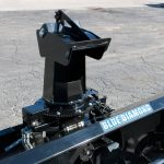 Blue Diamond Snow Blower deflector chute