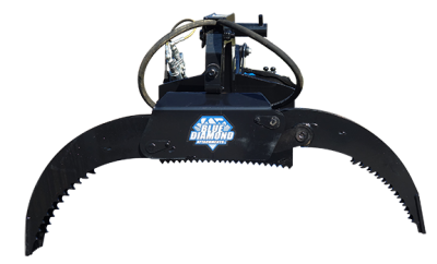 Mini Log Grapple Image & Features