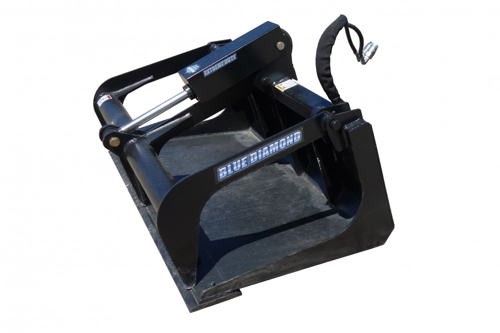 Mini Grapple Bucket Image & Features