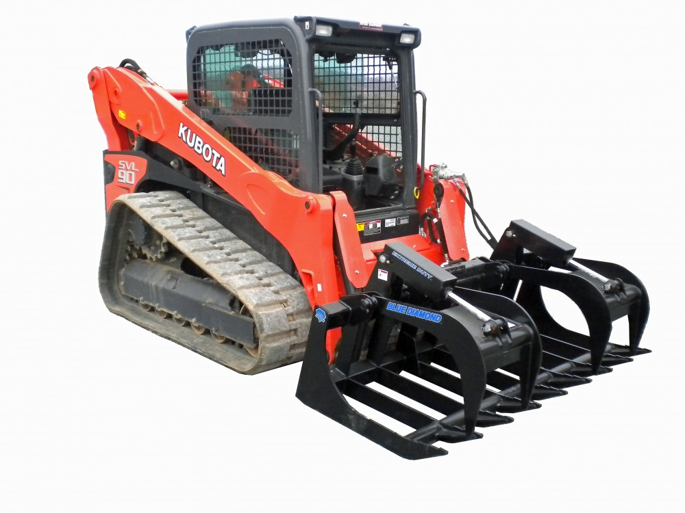 Kubota Grapple | Blue Diamond Attachments