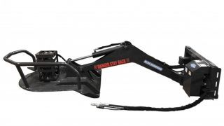 Skid Steer - Swing Arm Brush Cutter
