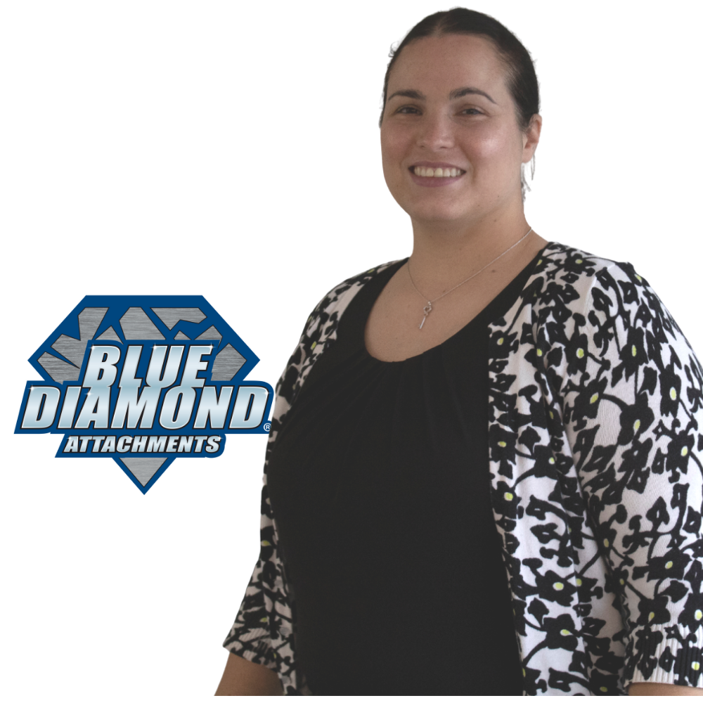 Jennifer Cox | Blue Diamond Attachments